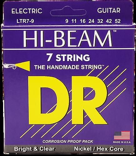 DR STRINGS HIBEAM 7 STRINGS LTR7-9