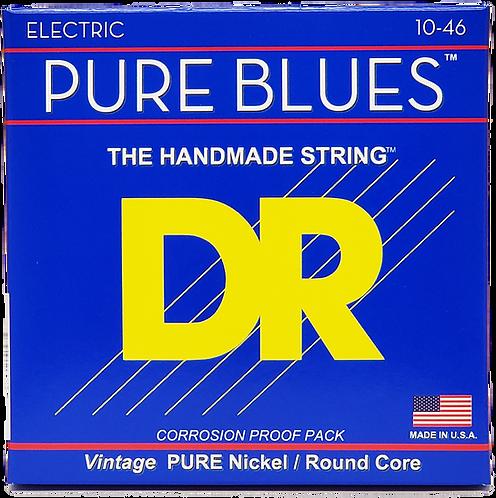 DR STRINGS PURE BLUES 10-46 MEDIUM PHR-10