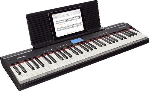 ROLAND GO PIANO EDUCATION BUNDLE - GO-61PC