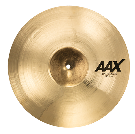 SABIAN 16 AAX X-Plosion Crash Brilliant Finish