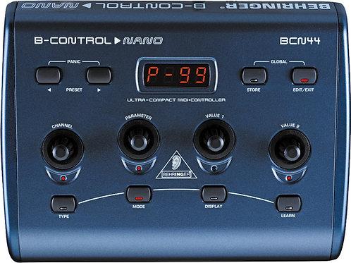 BEHRINGER BCN44 MIDI CONTROLLER