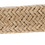 Thumbnail: FENDER 18.6' ANGLED FESTIVAL INSTRUMENT CABLE, PURE HEMP, NATURAL