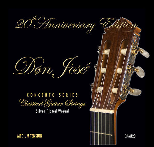 Don José Medium Tension 20th Anniversary Limited Edition
