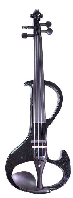 HOFFER 4/4 ELECTRIC VIOLIN OUTFIT - INCLUDES CASE
