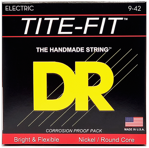 DR STRINGS TITEFIT   LT-9