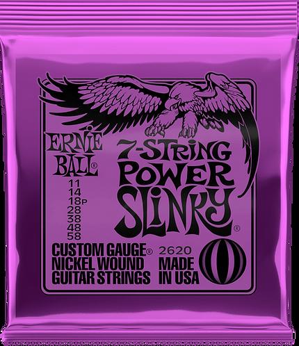 ERNIE BALL 2620 7 STR POWER SLINKY