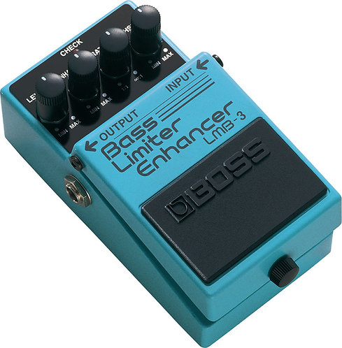 BOSS BASS LIMITER ENHANCER PEDAL LMB-3