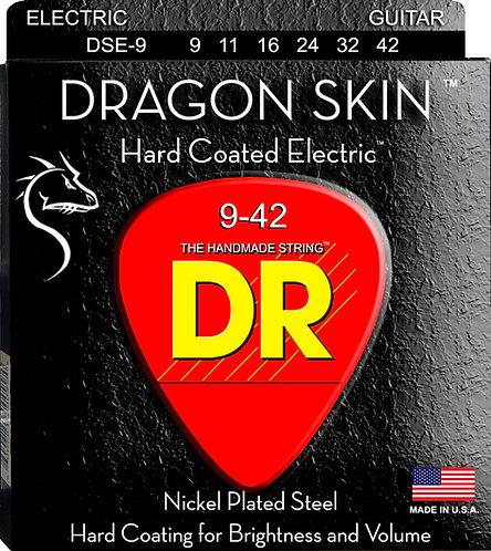 DR STRINGS DRAGON SKIN DSE-9