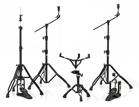 MAPEX ARMORY 5-PC HARDWARE PACK BLACK PLATING