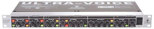 BEHRINGER VX2000 HIGH-PERFORMANCE MIC PREAMPLIFIER/VOICE PROCESSOR
