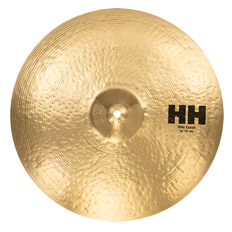 SABIAN 16 HH Thin Crash Brilliant Finish