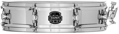MAPEX Steel Piccolo Steel Snare Drum 14 X 3.5