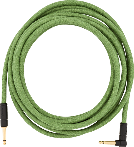 FENDER 18.6' ANG CABLE, PURE HEMP GREEN
