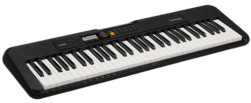 CASIO 61K PORTABLE KEYBOARD - CT-S200BK