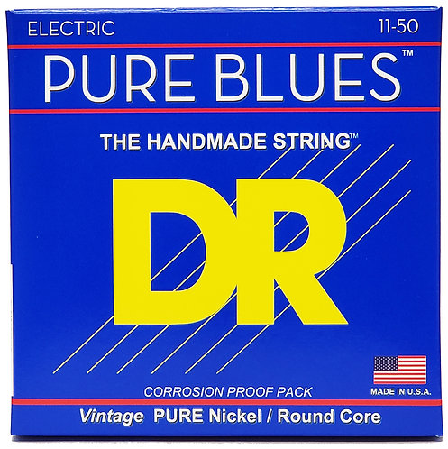 DR STRINGS PURE BLUES 11-50 PHR-11
