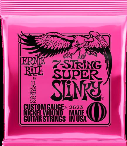 ERNIE BALL 2623 7 STR SUPER SLINKY