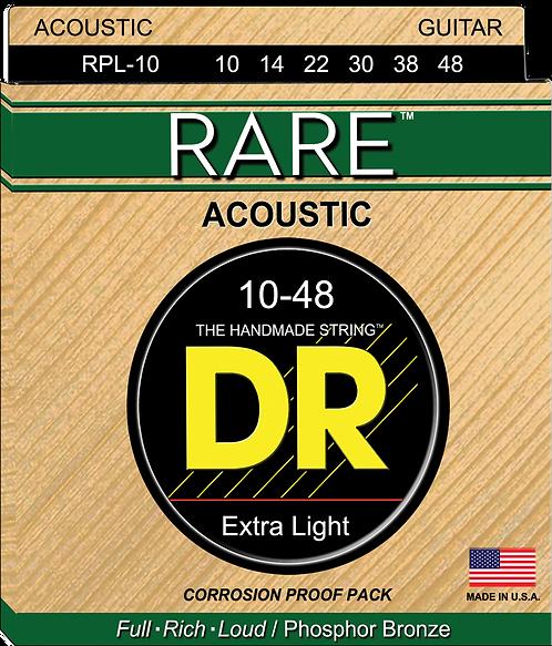 DR STRINGS RARE   RPL-10