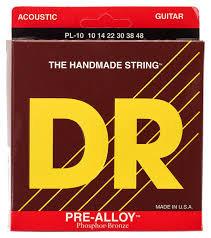 DR STRINGS PREALLOY PL-10