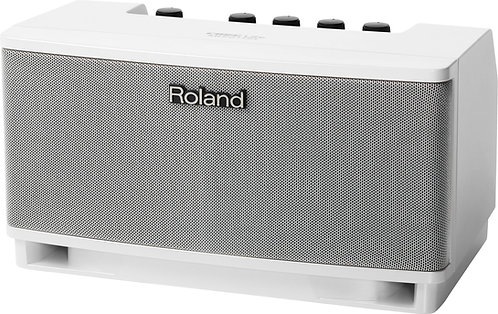 ROLAND COUNTER TOP MONITOR AMP - CUBE-LM-WH