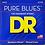 Thumbnail: DR STRINGS VICTOR WOOTEN PURE BLUES PBVW-40