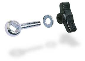LP EYEBOLT WINGNUT ASSEMBLY