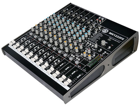 TOPP PRO MX1222FX COMPACT MIXER WITH EFFECTS