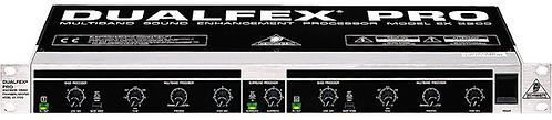 BEHRINGER EX2200 DUALFEX PRO