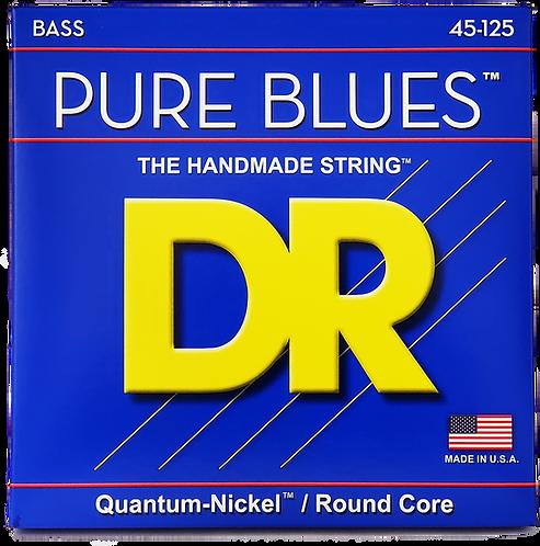 DR STRINGS PURE BLUES 45-125 PB5-45
