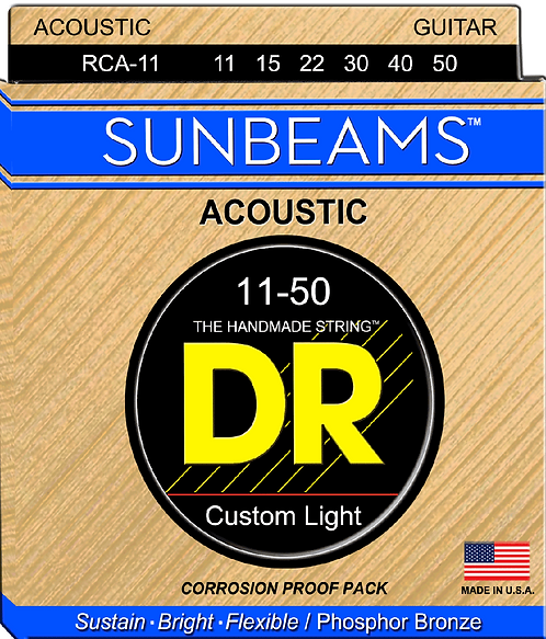 DR STRINGS ROUND CORE   RCA-11