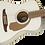 Thumbnail: FENDER MALIBU PLAYER ARCTIC GOLD WALNUT