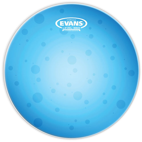 EVANS HYDRAULIC BLUE DRUM HEAD, 18 INCH