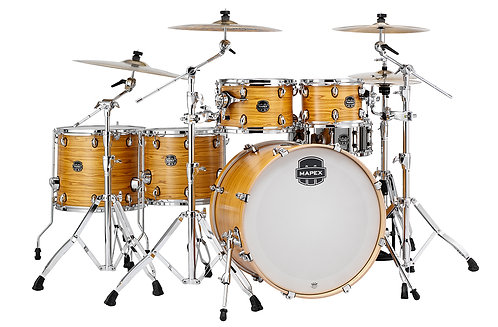 MAPEX Armory 6-Piece Studioease Fast Shell Pack DW