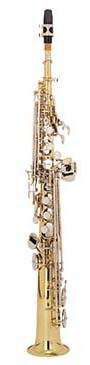 MAYBACH SOPRANO Bb SAXOPHONE with case