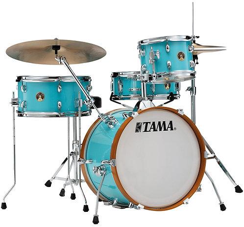 TAMA CLUB-JAM 4-PIECE SHELL PACK AQUA BLUE
