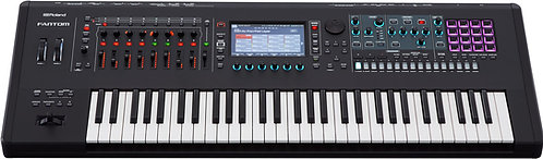 ROLAND MUSIC WORKSTATION - FANTOM-6