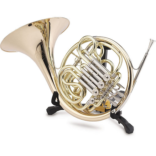 HERCULES FRENCH HORN STAND W/ BAG