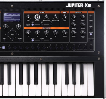 SYNTHESIZERS