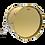 """Thumbnail: REMO AMBASSADOR STARFIRE DRUMHEAD - GOLD, 14"""""""