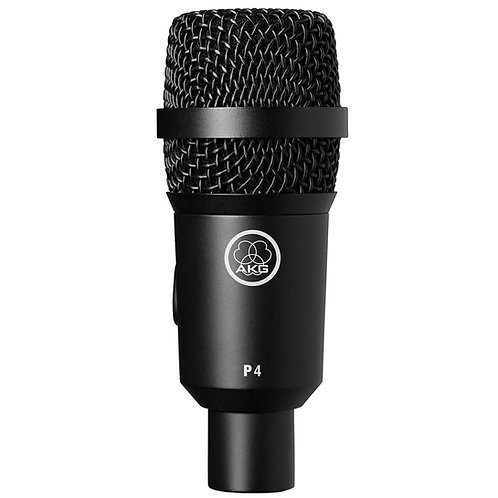 AKG HIGH PERFORMANCE DYNAMIC INSTRUMENT MICROPHONE - P4