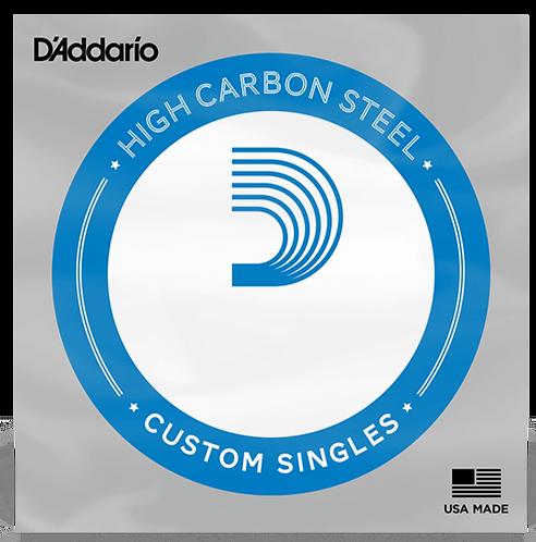 D'ADDARIO PL008 PLAIN STEEL GUITAR SINGLE STRING, .008
