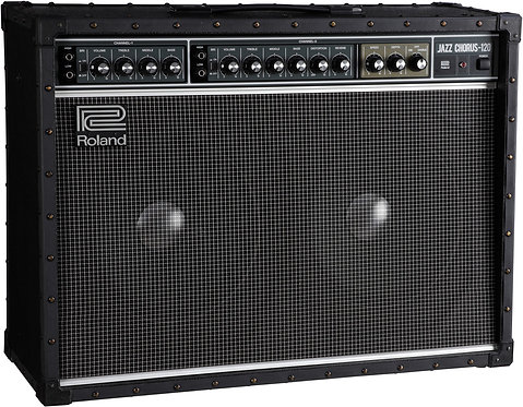 ROLAND JAZZ CHORUS GUITAR AMP JC-120