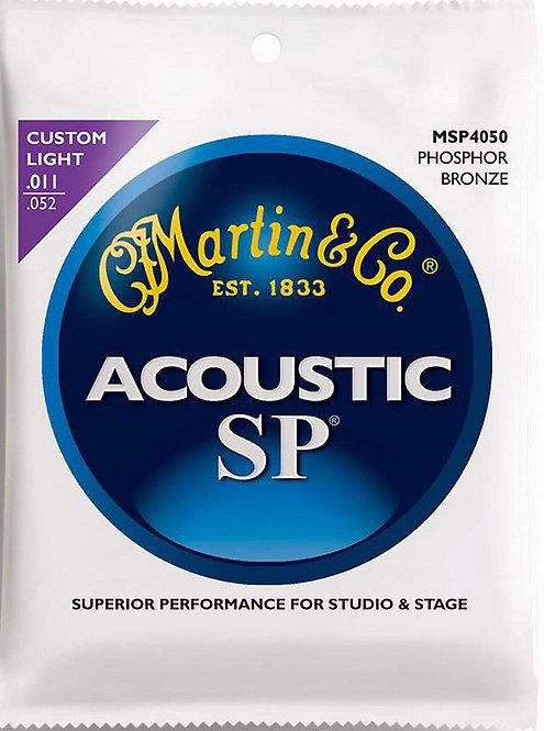 MARTIN SP, CUSTOM LIGHT, 92/8 - MSP4050