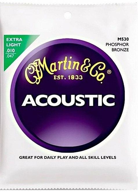 MARTIN EXTRA LIGHT92/8 - M530
