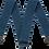 "Thumbnail: FENDER SUPERSOFT STRAP BLUE, 2"""