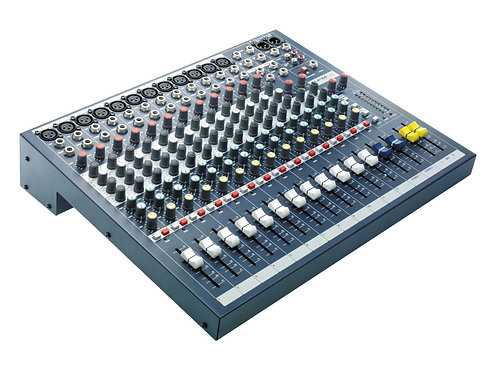 SOUNDCRAFT EPM12 LOW-COST HIGH PERFORMANCE MIXERS