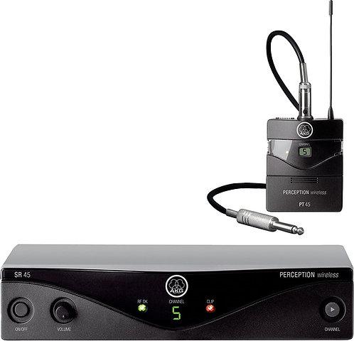 AKG PROFESSIONAL MICROPHONE - WMS450 GUITAR SET
