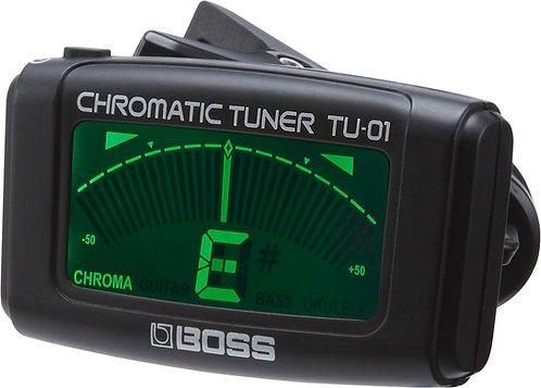 BOSS CHROMATIC TUNER - TU-01