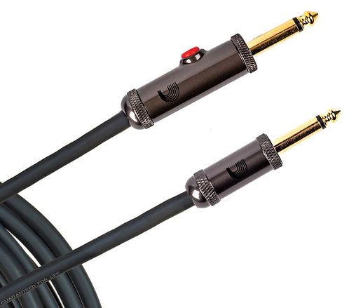 PLANET WAVES CIRCUIT BREAKER  CABLE , STRAIGHT PLUG, 20 FEET