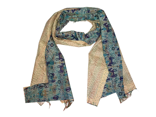Reversible Handmade Scarves