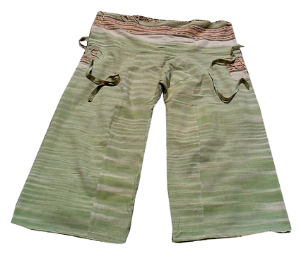 Organic Fishermen Pants